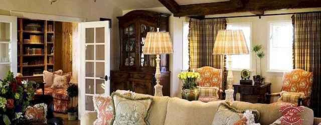 71 beautiful french country living room decor ideas