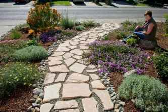74 beautiful small front yard landscaping ideas