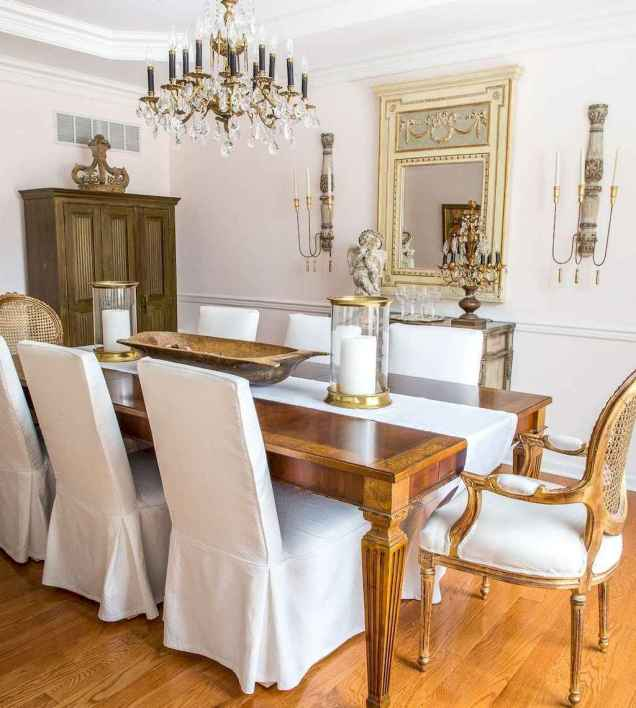80 french country dining room decor ideas