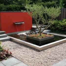 07 awesome backyard ponds and water feature landscaping ideas