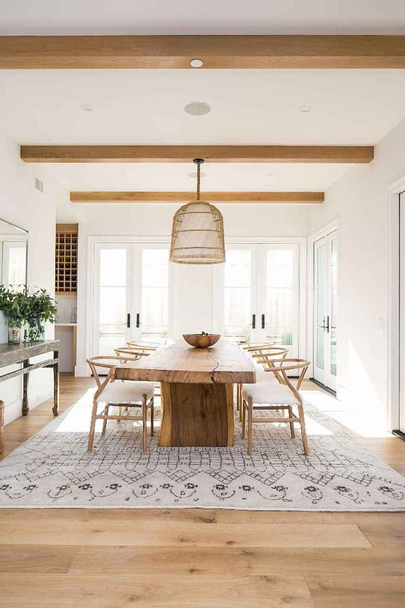 31 gorgeous farmhouse dining room table and decorating ideas