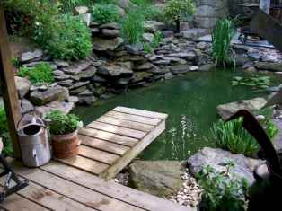 40 awesome backyard ponds and water feature landscaping ideas