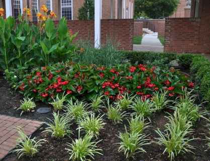 49 affordable low maintenance front yard landscaping ideas