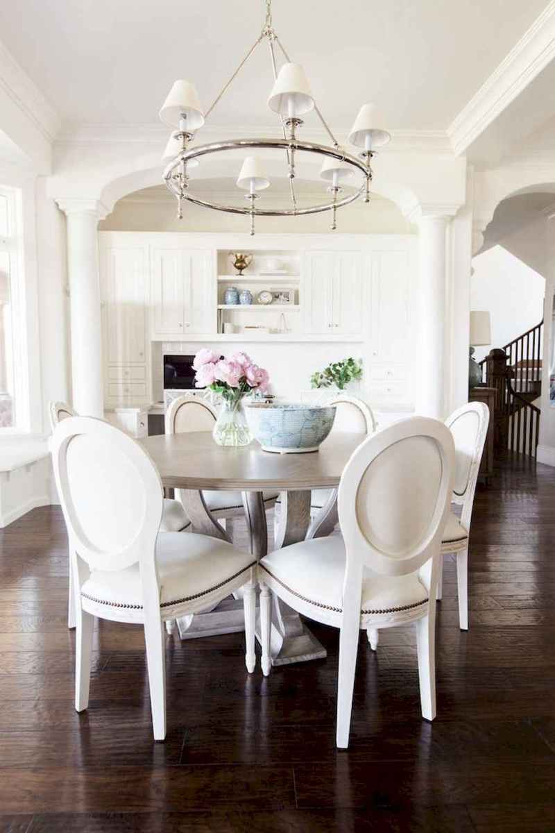 54 gorgeous farmhouse dining room table and decorating ideas