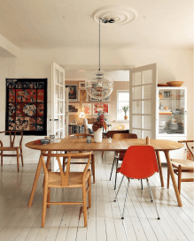 57 gorgeous farmhouse dining room table and decorating ideas
