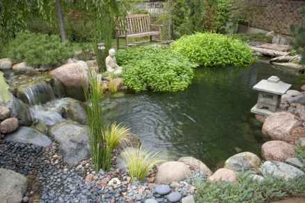 58 awesome backyard ponds and water feature landscaping ideas