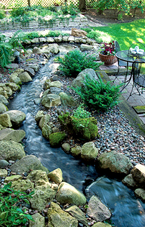 64 awesome backyard ponds and water feature landscaping ideas