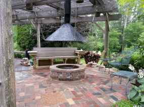 64 easy diy fire pit for backyard landscaping ideas