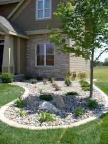 65 affordable low maintenance front yard landscaping ideas