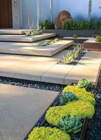 68 affordable low maintenance front yard landscaping ideas