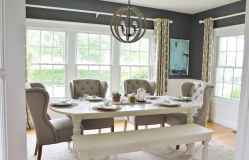 71 gorgeous farmhouse dining room table and decorating ideas
