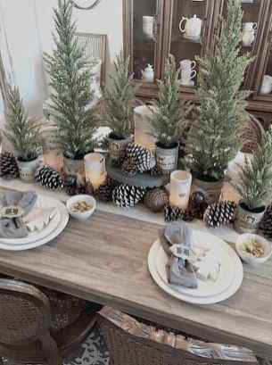 37 best christmas dining room decorating ideas