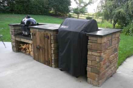 01 best outdoor kitchen and grill for summer backyard ideas