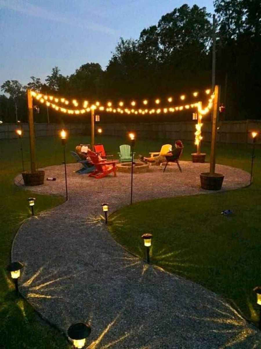 04 awesome outdoor fire pit seating design ideas for backyard