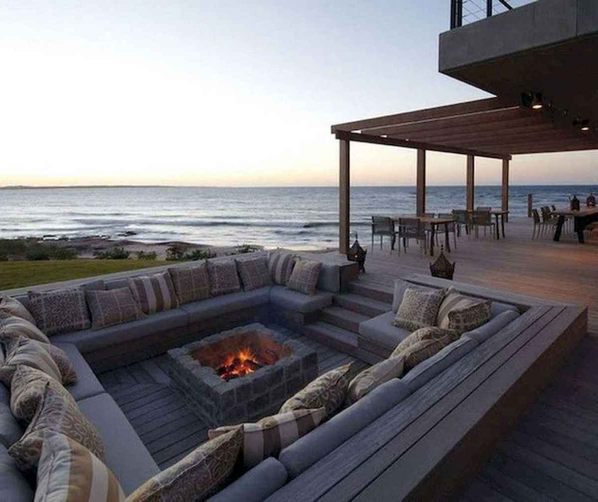 07 awesome outdoor fire pit seating design ideas for backyard