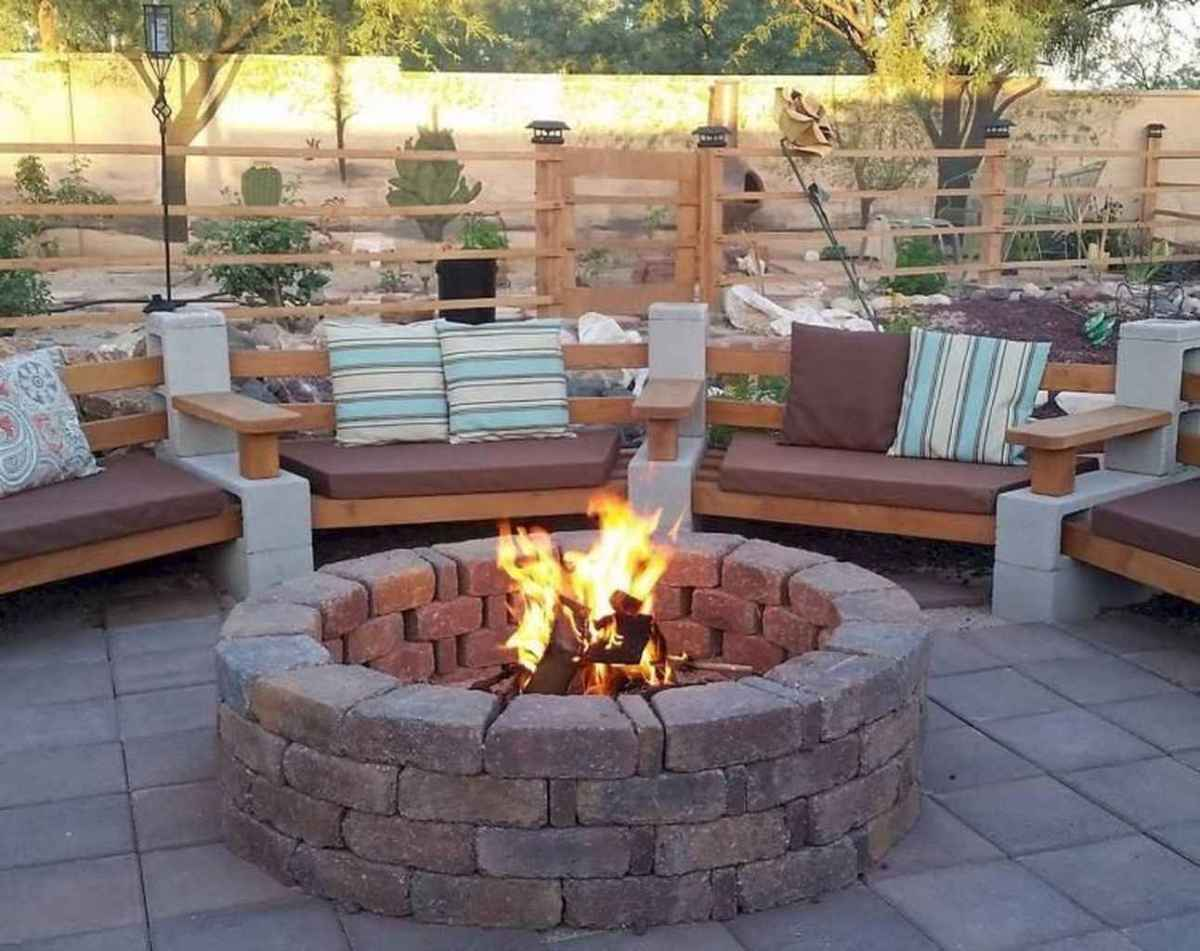 10 awesome outdoor fire pit seating design ideas for backyard