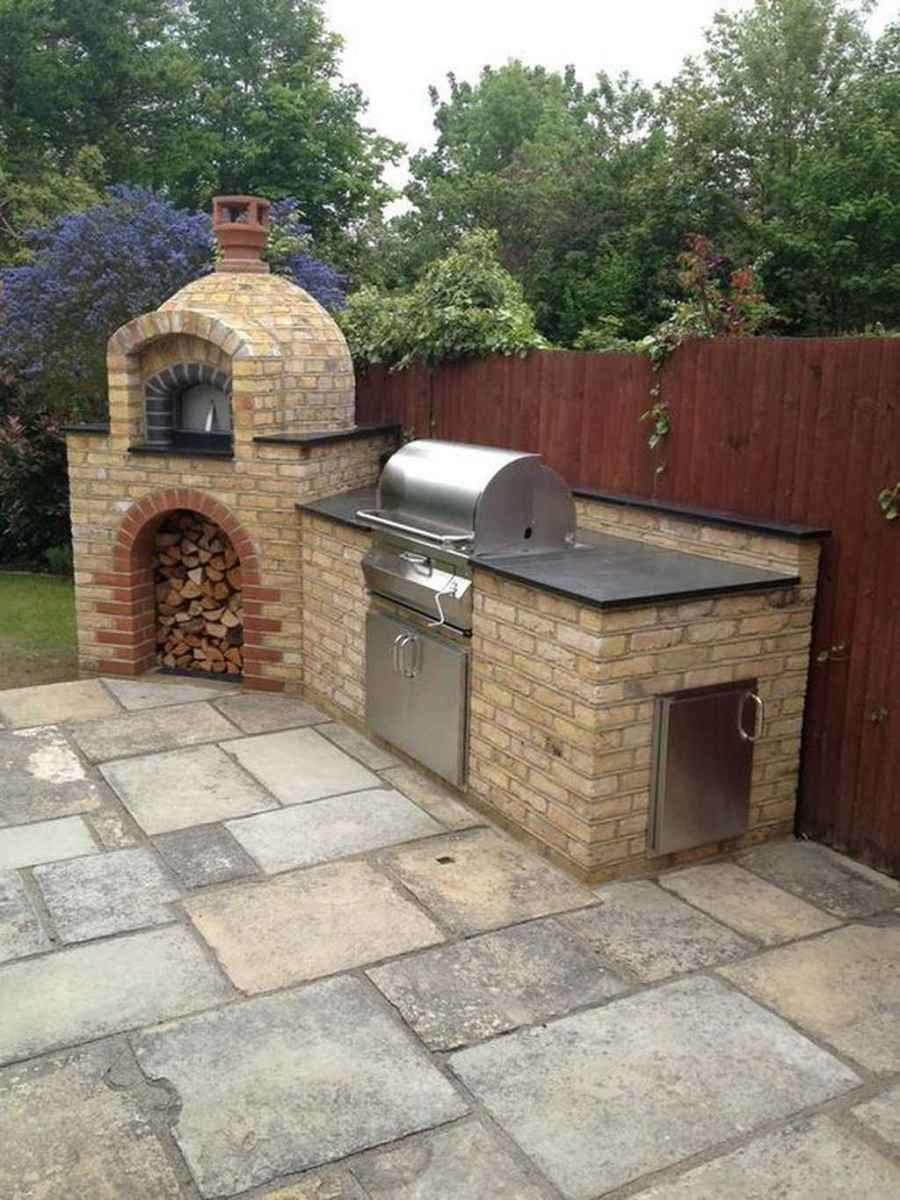 11 best outdoor kitchen and grill for summer backyard ideas