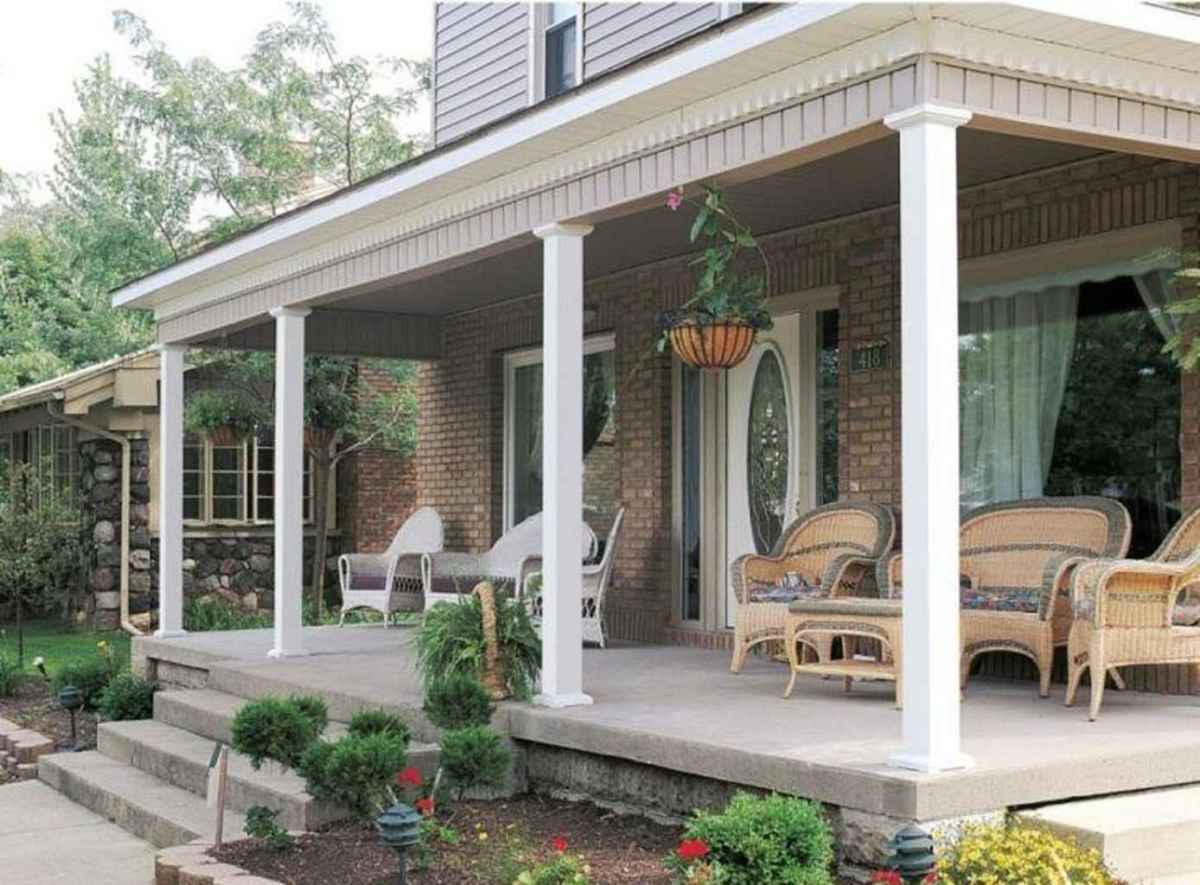 23 awesome summer front porch decorating ideas for farmhouse style