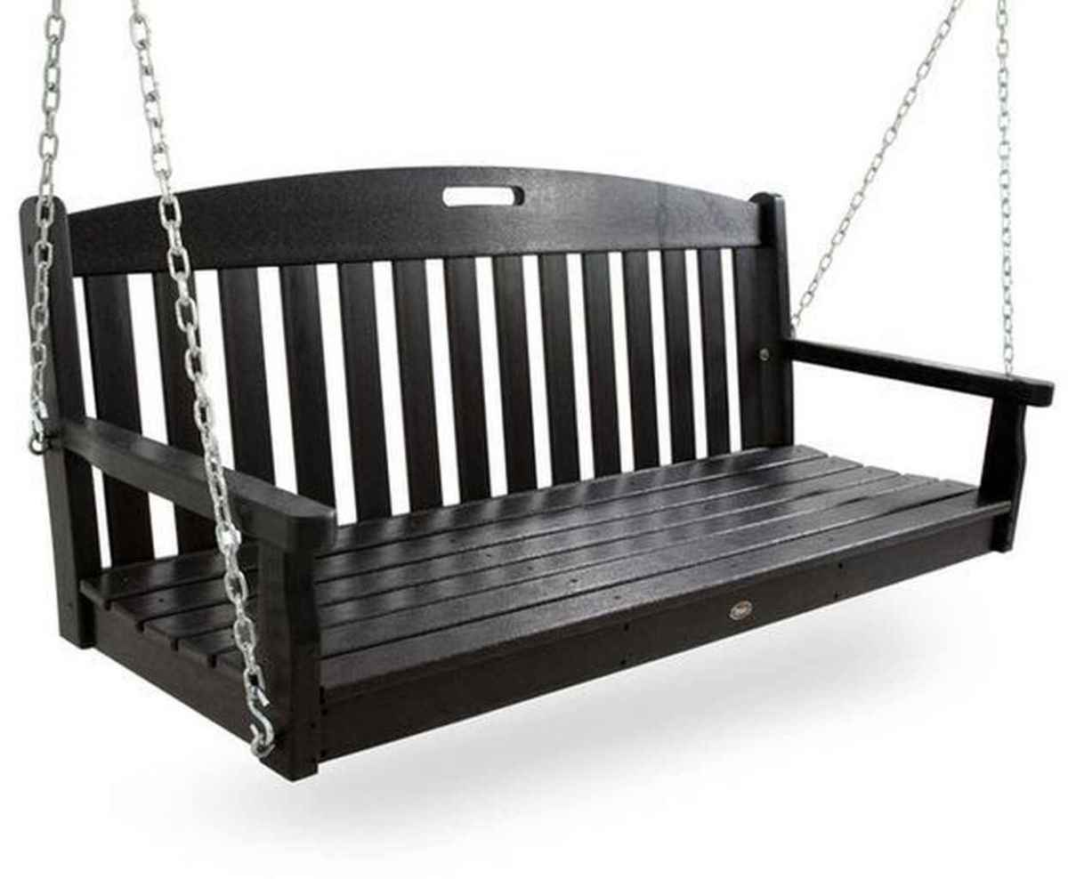 24 amazing backyard ideas with garden swing seats for summer