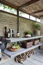 24 best outdoor kitchen and grill for summer backyard ideas