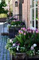 34 beautiful curb appeal spring garden ideas
