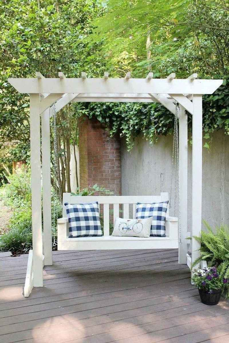 38 hang relaxing front porch swing decor ideas