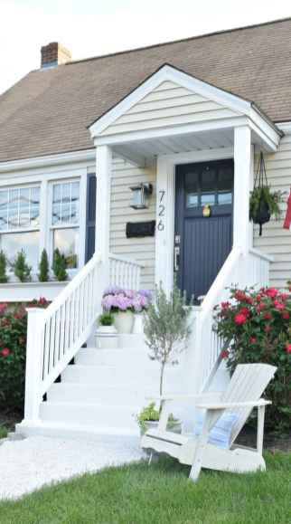 41 beautiful curb appeal spring garden ideas
