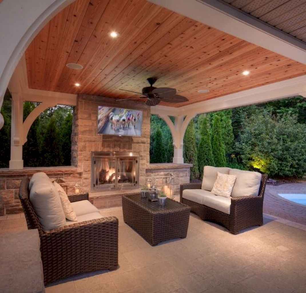 50 relaxing summer backyard patio outdoor seating ideas