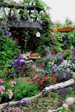 52 stunning small cottage garden ideas for backyard landscaping