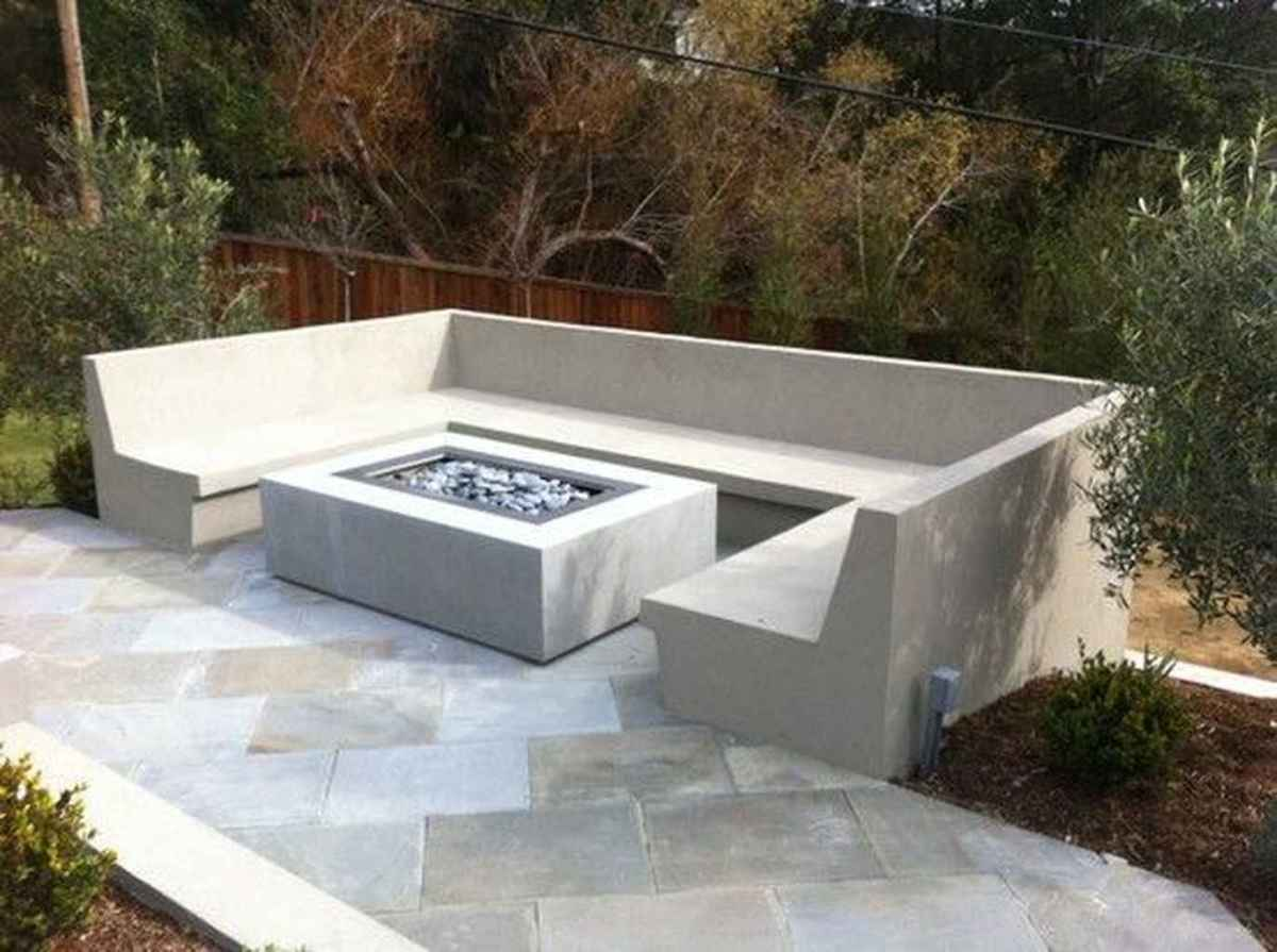 62 awesome outdoor fire pit seating design ideas for backyard