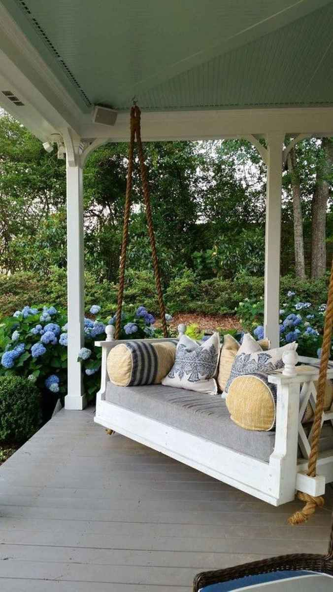 66 hang relaxing front porch swing decor ideas