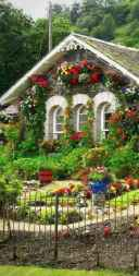 70 beautiful front yard cottage garden landscaping ideas