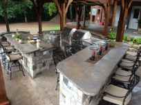 72 best outdoor kitchen and grill for summer backyard ideas