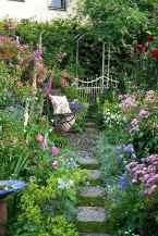 73 stunning small cottage garden ideas for backyard landscaping