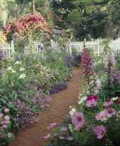 77 beautiful front yard cottage garden landscaping ideas