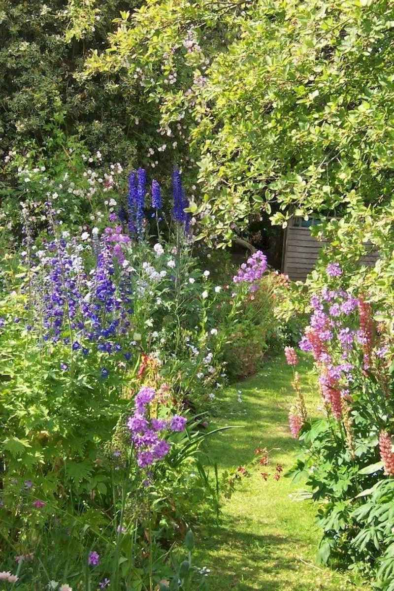 77 stunning small cottage garden ideas for backyard landscaping