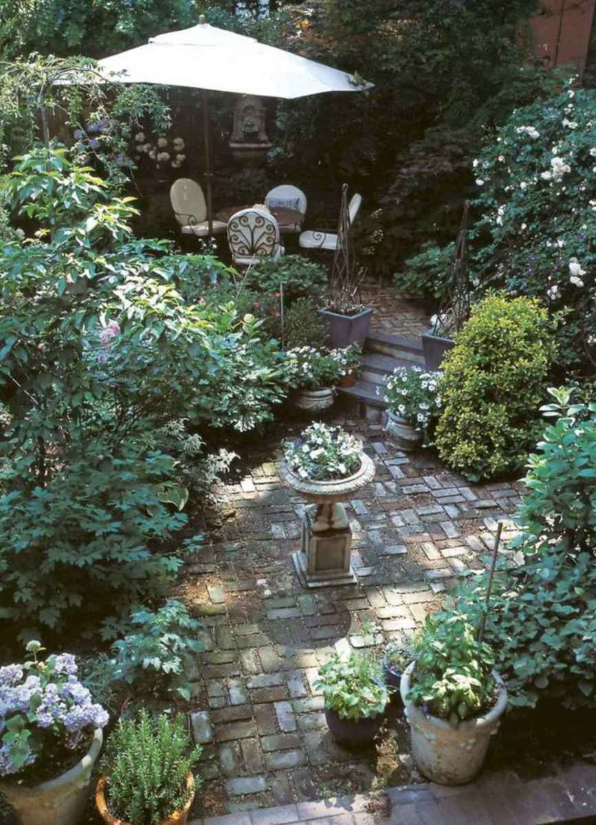 80 stunning small cottage garden ideas for backyard landscaping