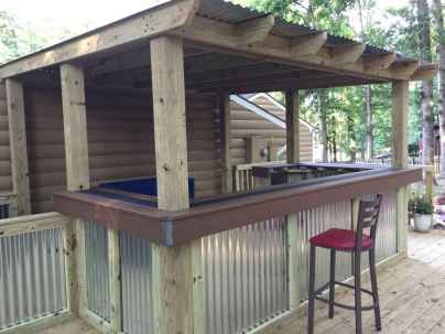 82 best outdoor kitchen and grill for summer backyard ideas