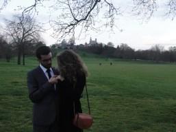I got engaged