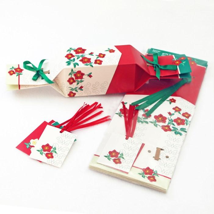 Reusable Christmas Crackers.