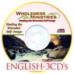 Healing the Wounded Self-Image – English – CD's