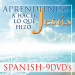 Learning To Do What Jesus Did – Spanish – DVD's