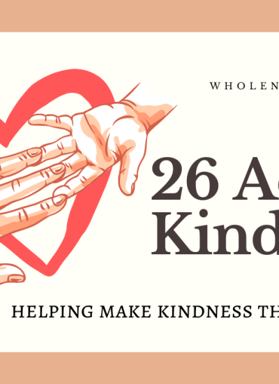 26 Acts of Kindness Examples To Uplift & Inspire