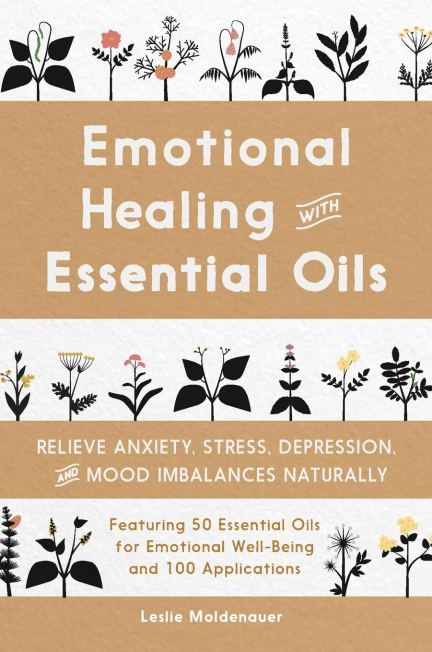 emotional healing with essential oils book