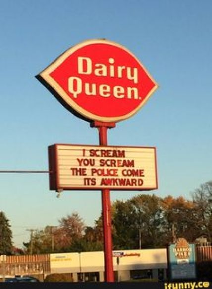 dairy queen meme