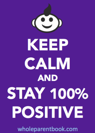 Keep Calm #1 - The Whole Parent
