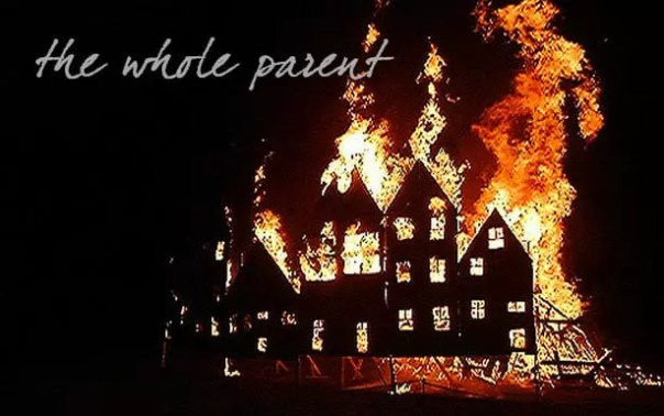 WHOLE-housefire