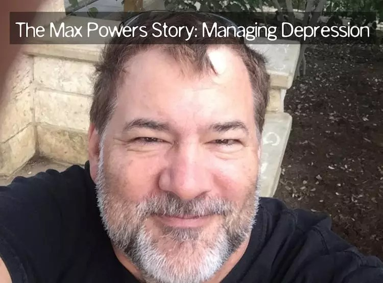 Read more about the article The Hero's Journey of Depression: The Max Powers Story
