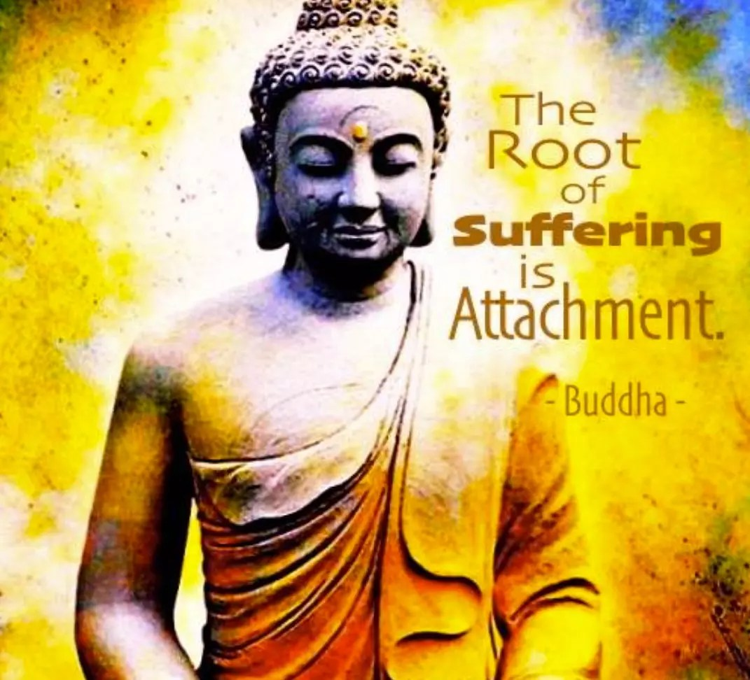 Read more about the article A Zen Retake on Love: Attachment is the Root of All Suffering