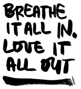 Read more about the article Online Dating Update: Breathe It All In, Love It All Out